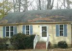 Foreclosure for sale in Youngsville 27596 WAITERS WAY - Property ID: 1672382854