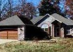 Bank Foreclosure for sale in Branson 65616 SHADOWVIEW DR - Property ID: 2929790866