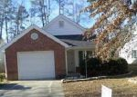 Bank Foreclosure for sale in Durham 27713 PENDLETON CT - Property ID: 2991696288