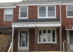 Bank Foreclosure for sale in Dundalk 21222 SAINT BRIDGET LN - Property ID: 3002144605