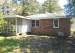 Bank Foreclosure for sale in Wilson 27893 MEADOW ST S - Property ID: 3075853437