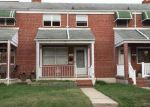 Bank Foreclosure for sale in Dundalk 21222 STANHOPE RD - Property ID: 3120712929