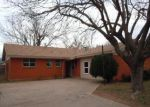 Bank Foreclosure for sale in Abilene 79605 HARWOOD ST - Property ID: 3120908253