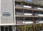 Bank Foreclosure for sale in Honolulu 96815 KAIOO DR - Property ID: 3148522964