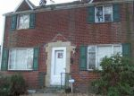 Bank Foreclosure for sale in Pittsburgh 15235 GAYWOOD DR - Property ID: 3158950238