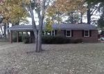 Bank Foreclosure for sale in Wilson 27893 LILLIAN RD W - Property ID: 3164769605