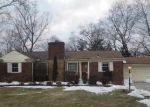 Bank Foreclosure for sale in Southfield 48076 SANTA BARBARA DR - Property ID: 3208298522