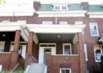 Bank Foreclosure for sale in Baltimore 21215 REISTERSTOWN RD - Property ID: 3232247825