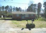 Bank Foreclosure for sale in Wadesboro 28170 E LANSFORD DR - Property ID: 3250130742