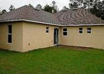 Bank Foreclosure for sale in Palm Coast 32164 ZEPHYR LILY TRL - Property ID: 3263644421