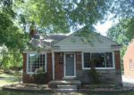 Bank Foreclosure for sale in Allen Park 48101 PHILOMENE BLVD - Property ID: 3291879287