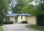 Bank Foreclosure for sale in Indianapolis 46256 TANAGER CT - Property ID: 3336464161