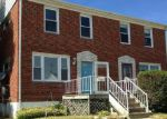 Bank Foreclosure for sale in Baltimore 21206 BELLE VISTA AVE - Property ID: 3368194507