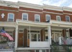 Bank Foreclosure for sale in Baltimore 21218 BELGIAN AVE - Property ID: 3368368830