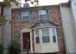 Bank Foreclosure for sale in Hyattsville 20785 RYDERWOOD CT - Property ID: 3394323150