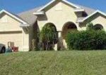 Bank Foreclosure for sale in Cape Coral 33991 SW 15TH PL - Property ID: 3419626225