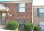 Bank Foreclosure for sale in Lexington 40509 CRUSADERS WAY - Property ID: 3422027198