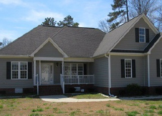 Bank Foreclosure for sale in Nashville 27856 TAHOE CT - Property ID: 3628227557