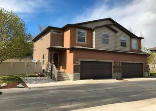 Bank Foreclosure for sale in Saratoga Springs 84045 W BOUNTIFUL WAY - Property ID: 4269206886