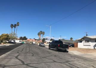 Bank Foreclosure for sale in Las Vegas 89102 EXPOSITION AVE - Property ID: 4272519270