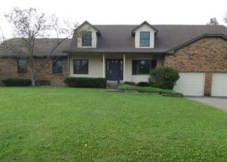 Bank Foreclosure for sale in New Palestine 46163 W IVY CT - Property ID: 4279539562