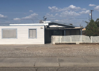 Bank Foreclosure for sale in Parker 85344 S MOHAVE AVE - Property ID: 4294006720