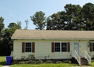 Bank Foreclosure for sale in Ahoskie 27910 MALIBU DR - Property ID: 4295359175
