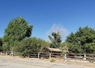 Bank Foreclosure for sale in Frazier Park 93225 LOCKWOOD VALLEY RD - Property ID: 4302640944