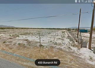 Bank Foreclosure for sale in Pahrump 89060 BUNARCH RD - Property ID: 4312251394