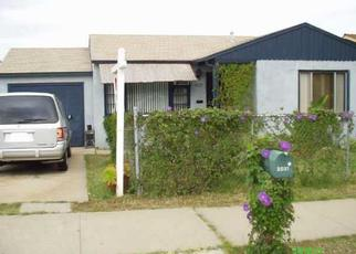 Bank Foreclosure for sale in National City 91950 K AVE - Property ID: 4330111989