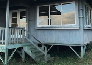 Bank Foreclosure for sale in Honokaa 96727 KUKUI ST - Property ID: 4334508359