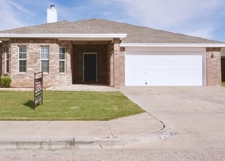 Bank Foreclosure for sale in Wolfforth 79382 PITTMAN AVE - Property ID: 4334620934