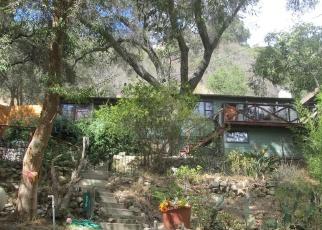 Bank Foreclosure for sale in Topanga 90290 N CREEK TRL - Property ID: 4346318325