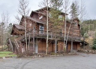 Bank Foreclosure for sale in Idaho Springs 80452 SODA CREEK RD - Property ID: 4369565556