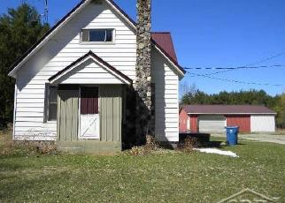 Bank Foreclosure for sale in Cass City 48726 N CEMETERY RD - Property ID: 4403717896