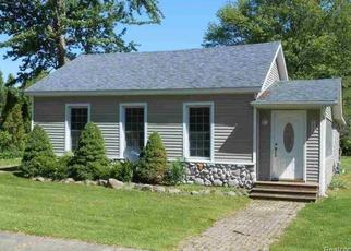 Bank Foreclosure for sale in Port Sanilac 48469 ONTARIO ST - Property ID: 4413558280