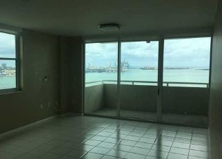 Bank Foreclosure for sale in Miami 33131 CLAUGHTON ISLAND DR - Property ID: 4469449911