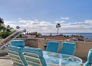 Pre Foreclosure in La Jolla 92037 GRAVILLA ST - Property ID: 1000185167