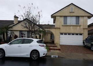 Pre Foreclosure in Cypress 90630 VIA LINDA - Property ID: 1043586199