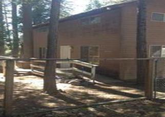 Pre Foreclosure in Auberry 93602 ACORN RD - Property ID: 1054216719