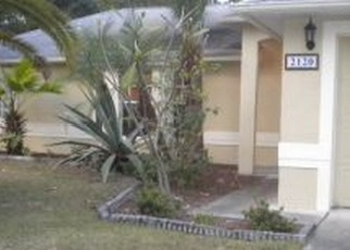 Pre Foreclosure in Malabar 32950 VALLY RD - Property ID: 1054980992