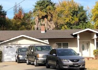Pre Foreclosure in Alamo 94507 GARDEN ESTATES CT - Property ID: 1096455357