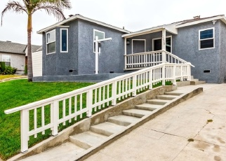 Pre Foreclosure in Inglewood 90303 S 1ST AVE - Property ID: 1098935614