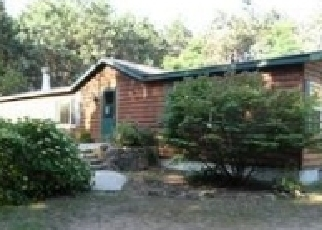 Pre Foreclosure in Waupaca 54981 KRISTIN LN - Property ID: 1099137963