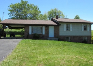 Pre Foreclosure in Rural Retreat 24368 SUNSET VIEW RD - Property ID: 1200495200