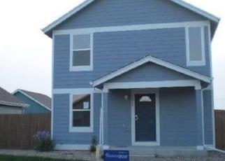 Pre Foreclosure in Strasburg 80136 QUARTERLAND ST - Property ID: 1309433806