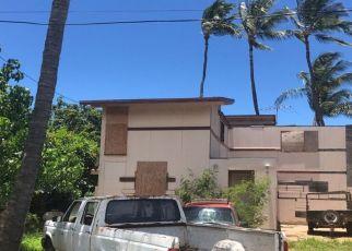 Pre Foreclosure in Kaunakakai 96748 KAMEHAMEHA V HWY - Property ID: 1349632359