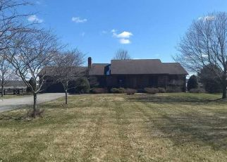 Pre Foreclosure in Fredericktown 43019 UPPER FREDERICKTOWN RD - Property ID: 1352937759