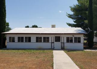 Pre Foreclosure in Dragoon 85609 N LEE RD - Property ID: 1361198375