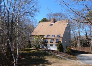 Pre Foreclosure in Barnstable 02630 BOULDER RD - Property ID: 1364146379